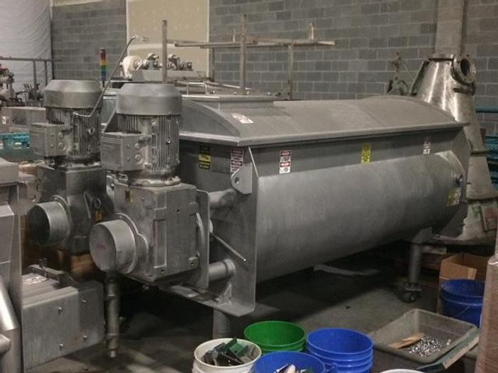 Used 2004 APACHE JACKETED RIBBON BLENDER