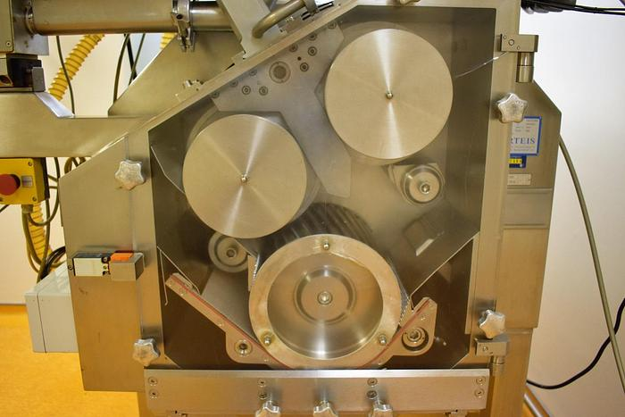 Used Gerteis Roller Compactor