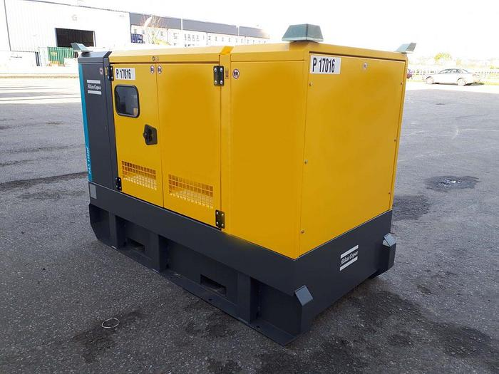 Atlas Copco PAS 200MF