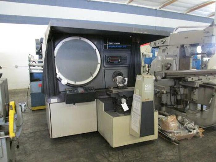 "OPTICOM QUALIFIER 30 OGPI 30"" OPTICAL COMPARATOR, WITH PROJECTION II DRO"