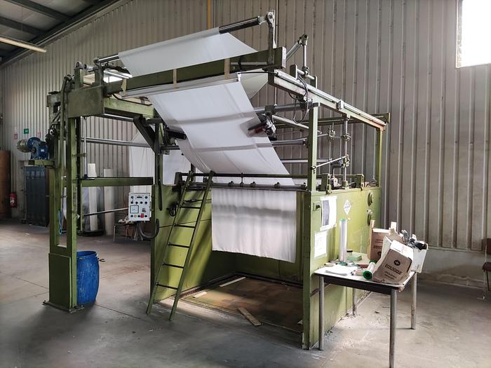 Used DOUBLING PLAITING MACHINE LAZZATI  3200 MM 1981