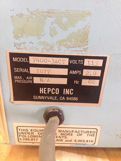 Hepco 7400-3ACT
