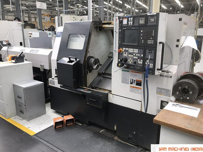 Used Mori Seiki SL200SMC CNC Turn Mill (With Sub Spindle) - 2000