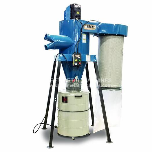 BAILEIGH 5 HP Cyclone Dust Collector DC-3600C