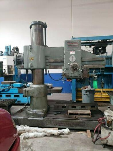 Amercan Hole Wizard Radial Drill