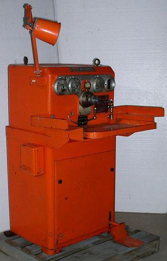 Used DELAPENA Speedhone Model EM Precision Honing Machine; S/N 3142/37