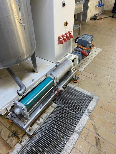 Gebraucht gebr. Monopumpe NETZSCH, Germany Type NM045BY02S12B, Baujahr 2003.