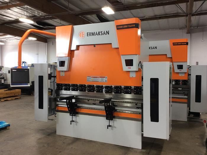 """66 Ton x 82.5"""" Ermak Power-Bend Pro FALCON CNC Press Brake"""