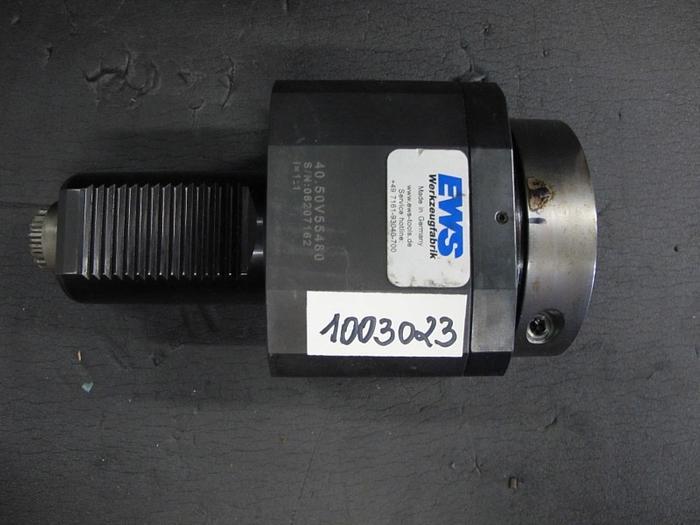 Angetriebenes Werkzeug VDI 50 Werkzeugaufnahme Werkzeughalter EWS