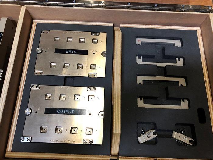 Multitest MT9510 100 BGA 10x10mm Change Kit