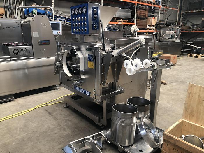 Used Baader 605 soft separator