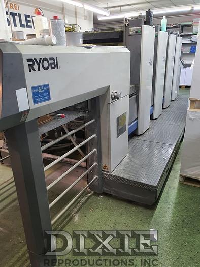 Used Ryobi 754