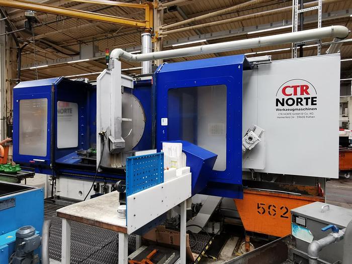 Gebraucht CNC Bearbeitungszentrum NORTE CTR Typ V-500-S