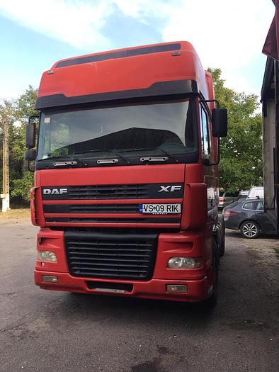 2006 DAF 95 XF 430 EURO 4 MANUAL