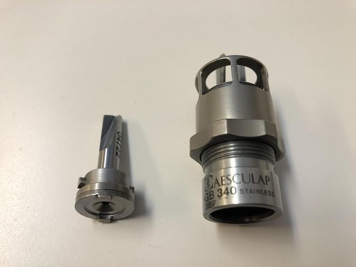 AESCULAP Perforator Cutter Cranial Heifetz GB340