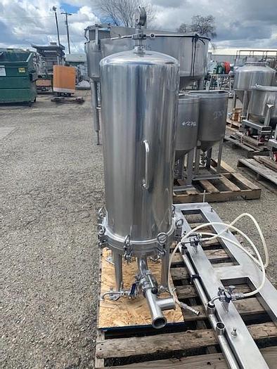 Used Scott Stainless Steel Filter