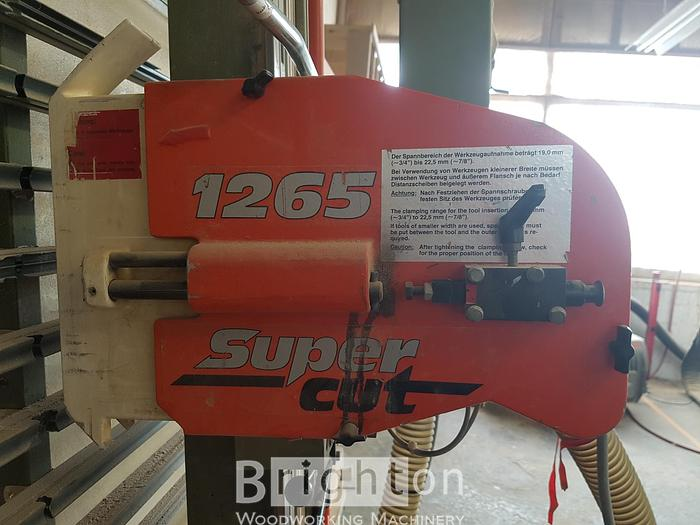 1989 Holzher 1265 Supercut Vertical Panel Saw