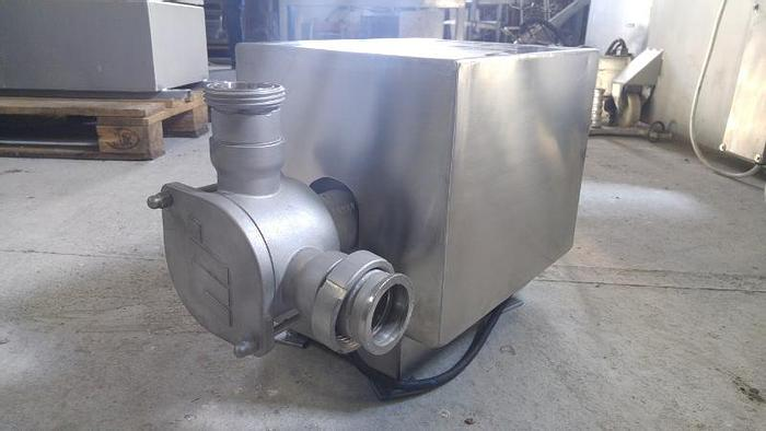Used Pompa rotorowa – rotor gumowy