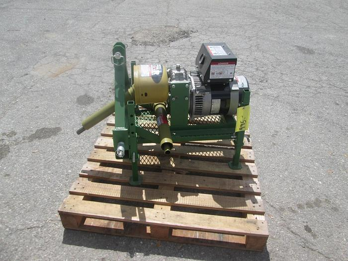 Used North Star 7800 Watt 3 Point PTO Driven Generator