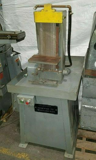 "Used Kalamazoo 6"" Wet Sanding Machine No Dust Grinding"