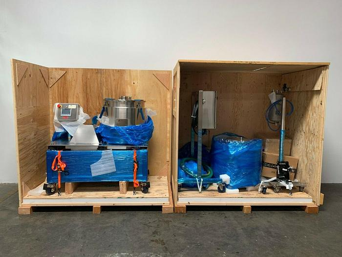 Delta Separations CUP 30 Centrifugal Extraction System 230V w/ AI -30 C Chiller