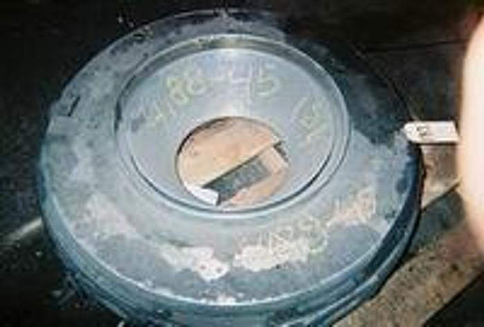 "Used 13"" Sano used Dual Lip Air Ring (Lot 179)"