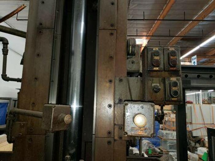 "AMERICAN BROACH10 TON 54"" STROKEHYDRAULIC VERTICALBROACHING MACHINE"