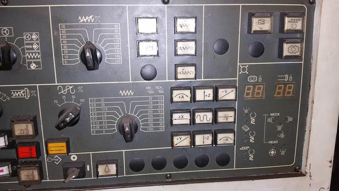 1996 Supermax VMC Max-4XP