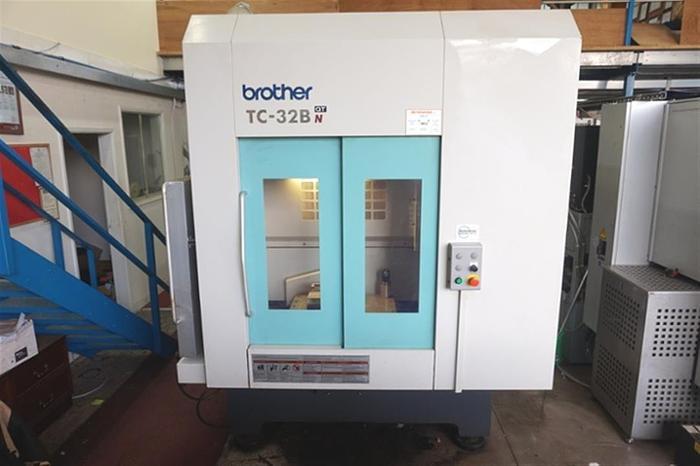 Usata 2009 BROTHER TC-32 BN QT