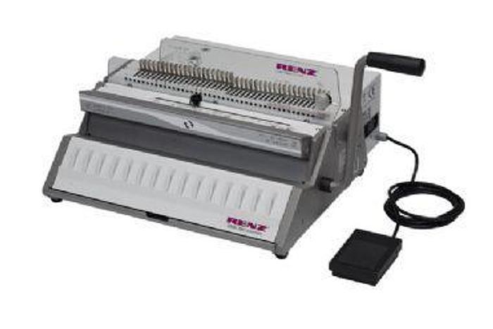 Renz SRW360 Binder (Comfort Electronic Wire Binder)