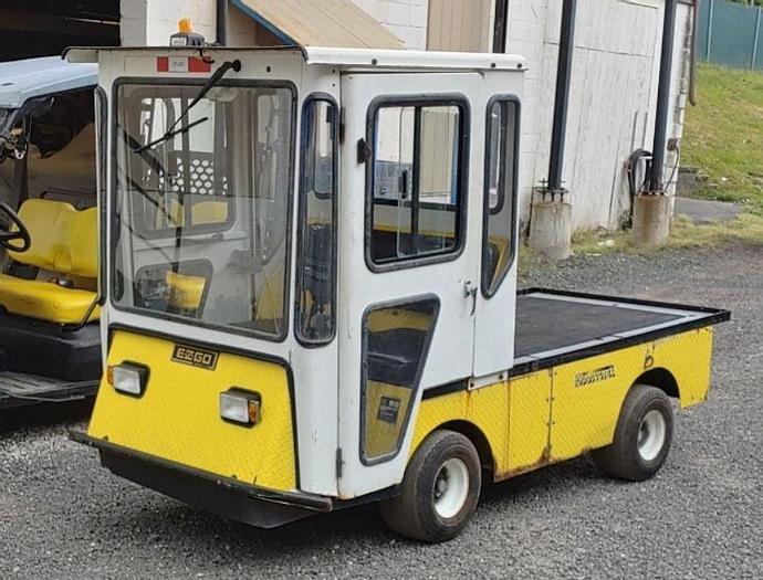Used 2000 EZ-GO Textron Cart XI875
