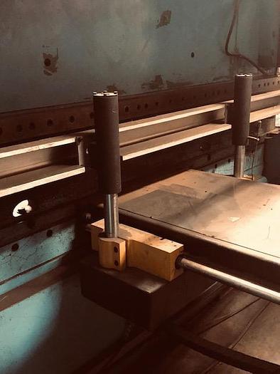 Cincinnati 175 Ton - 8' Hydraulic Brake Press