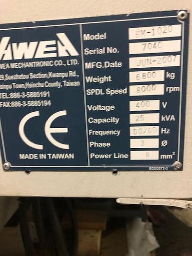 2007 Awea BM-1020