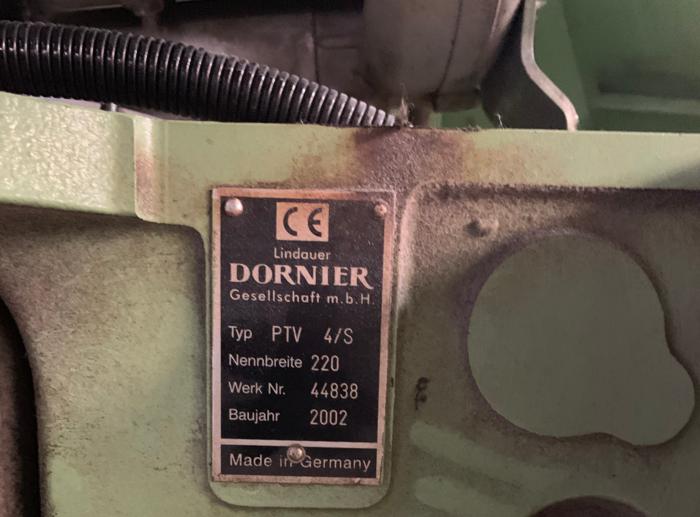 2002 Dornier PTV