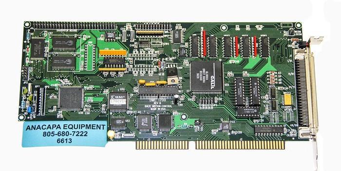 Used Galil Motion Control DMC1700 Rev B Motion Controller Daughter Board (6613)W