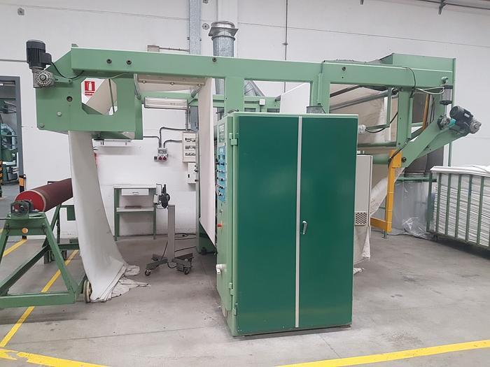 Emerizing Machine TORRES  1800 mm 1992