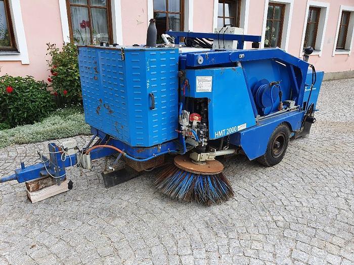Gebraucht 2012 Ceksan HMT2000 Kehrmaschine