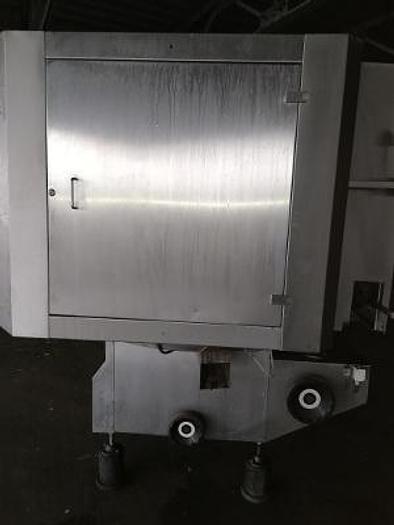 Używane Napełniarka karuzelowo - gniazdowa w puszki lub słoiki firmy MECOM