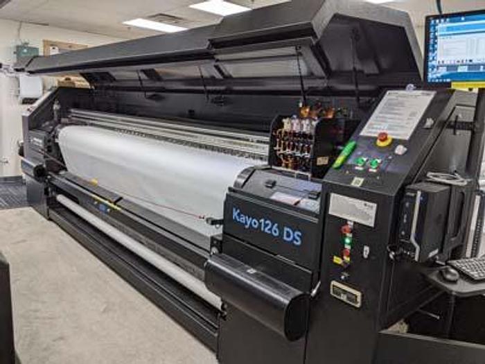 Used 2015 PrinterEvolution Kayo DS 126