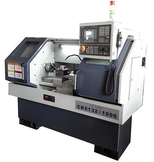 TORNI CNC SERIE IBCK6132 CON CNC