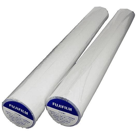 Fuji Varitronics Blue On White Direct Thermal Fuji Poster Printer Paper (DTP)  - 968610