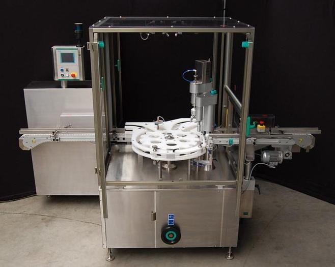Used L14920D - Press Capping Machine MARCHESINI ML 640