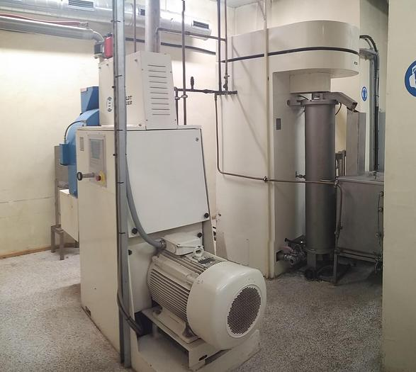 Used Petzholdt Heidenauer 310H differential mill