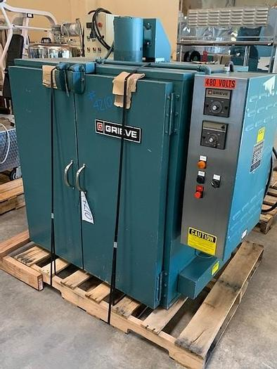 Used Grieve Bench Oven Model 323