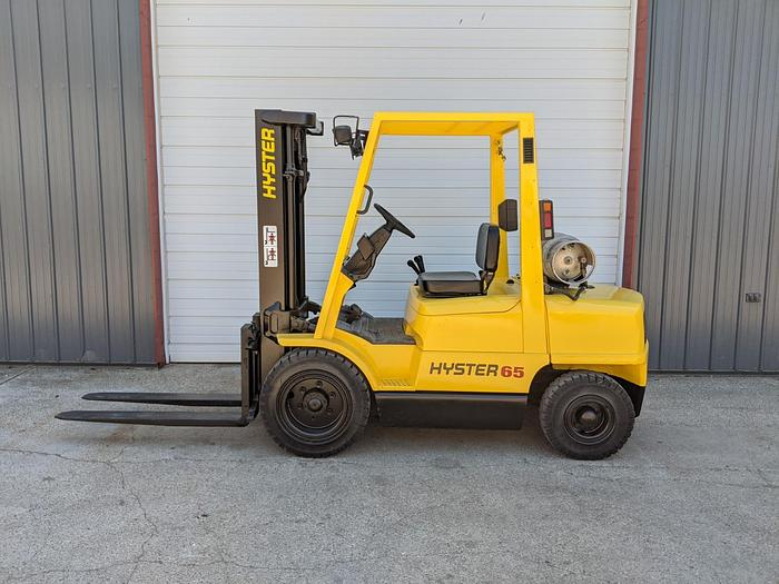 Used 1998 HYSTER H65XM