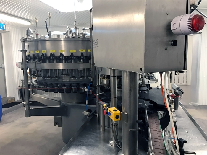 Ave / Krones / Simonazzi SOFT DRINKS FILLING LINE, still or carbonated
