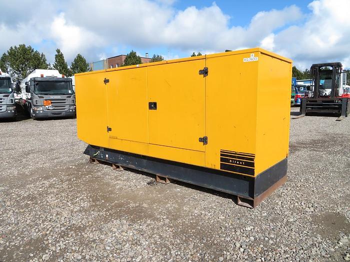 God  1999 SDMO JS 150 / 150 KVA Generator