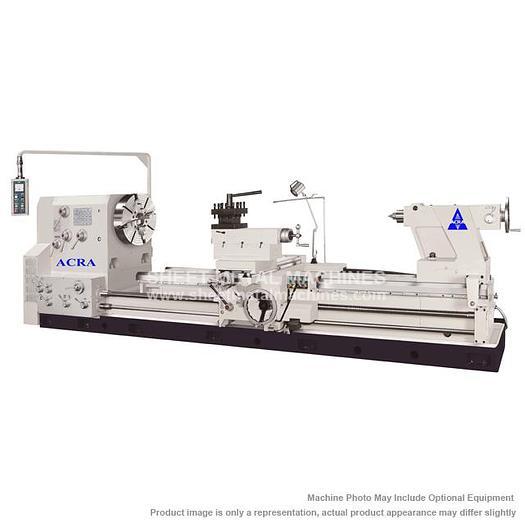 ACRA Heavy Duty Precision Gap Bed Engine Lathe 6500SHT