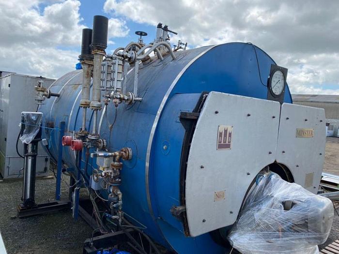 Used Beel Industrial Boiler