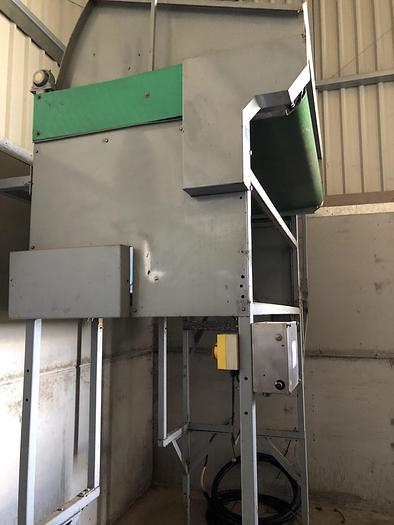 Used Tong Evenflow hopper